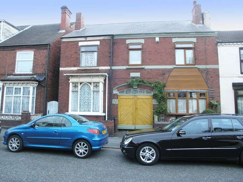 2 Bedrooms Terraced House for sale in BRIERLEY HILL, Victoria Street