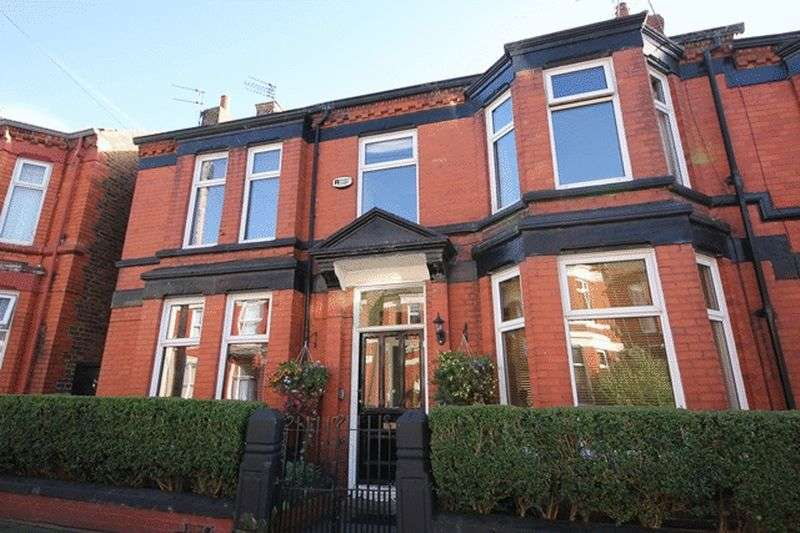 5 Bedrooms Terraced House for sale in Norwich Road, Wavertree, Liverpool, L15