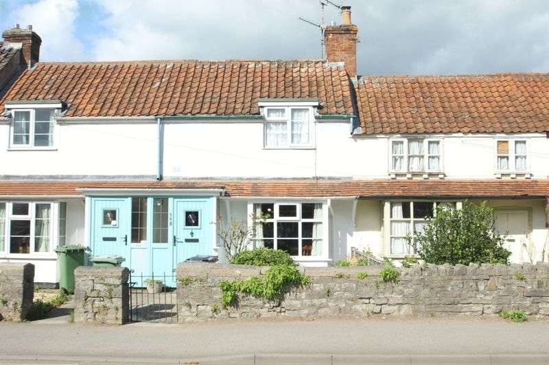 2 Bedrooms Terraced House for sale in Bere Lane, Glastonbury