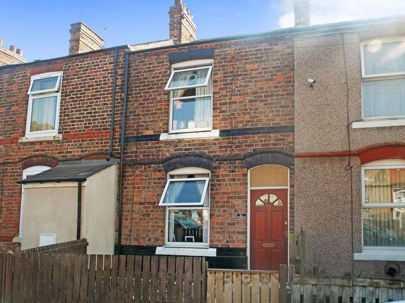 2 Bedrooms Terraced House for sale in Middleton Street, Darlington