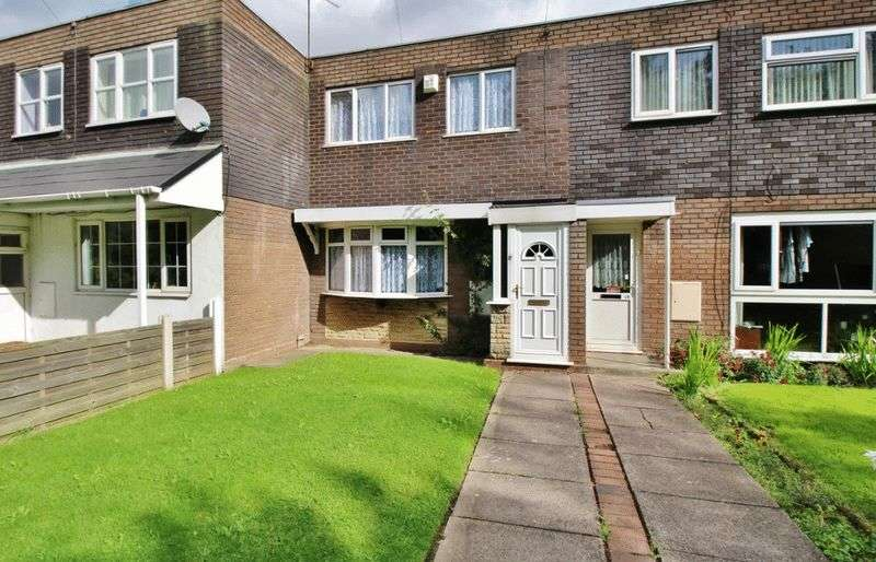 3 Bedrooms Terraced House for sale in Farmbridge Way, Walsall