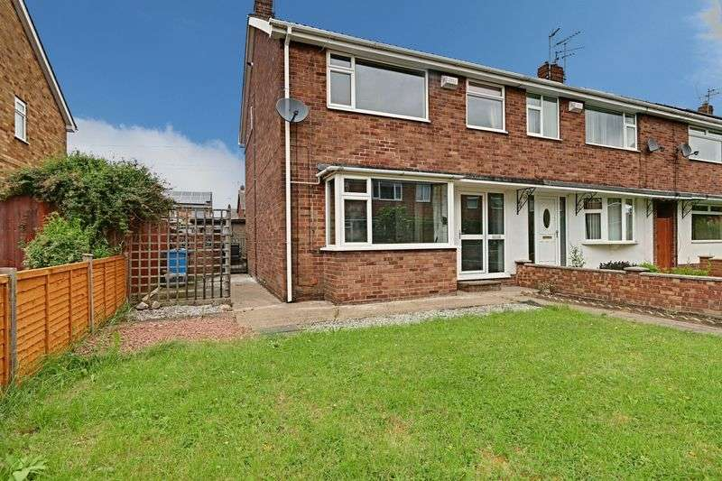 3 Bedrooms Terraced House for sale in Cotterdale, Sutton Park