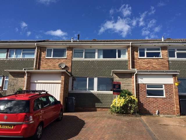 4 Bedrooms Terraced House for sale in Langstone Drive, Exmouth