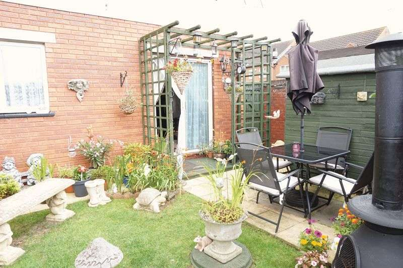 1 Bedroom Terraced House for sale in Vervain Close, Gloucester