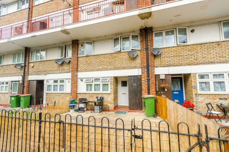 2 Bedrooms Maisonette Flat for sale in Kent Street, Plaistow, E13