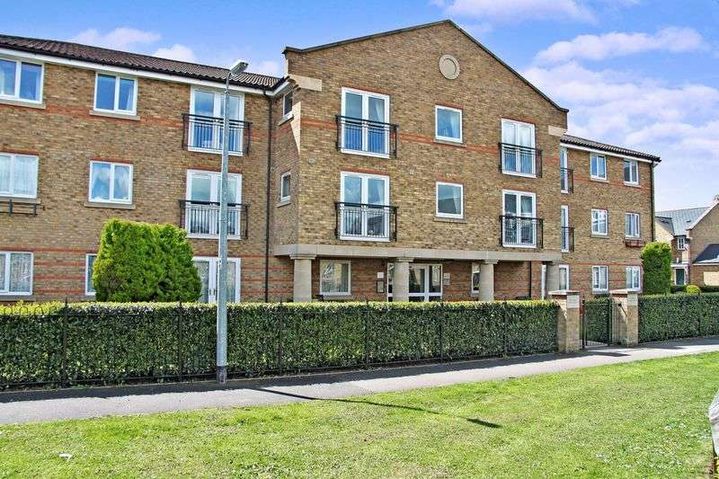 2 Bedrooms Retirement Property for sale in Tabor Place, Braintree, CM7 2TT