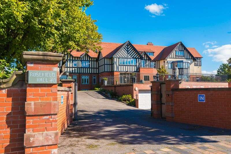 2 Bedrooms Flat for sale in Hesketh Road, Southport