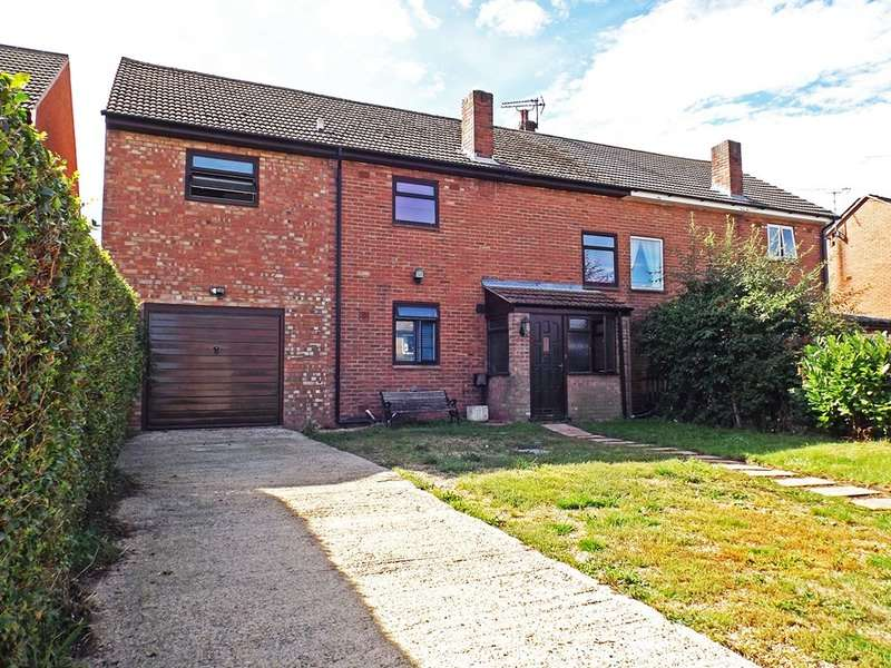 3 Bedrooms Semi Detached House for sale in halifax crescent, fakenham, Norfolk, NR21