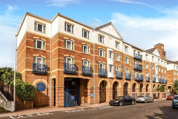 1 Bedroom Studio Flat for sale in Blenheim Court, King amp; Queen Wharf, Rotherhithe Street