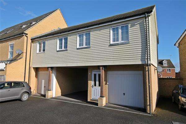 2 Bedrooms Apartment Flat for sale in Homersham, Canterbury