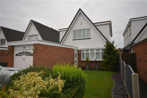 3 Bedrooms Detached House for sale in Frankby Close, Wirral