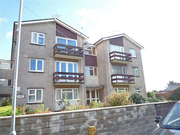 2 Bedrooms Apartment Flat for sale in Brookside Court, Glan y Nant Road, Cardiff