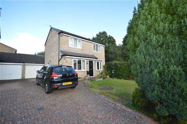 3 Bedrooms Detached House for sale in The Grange, Stanley