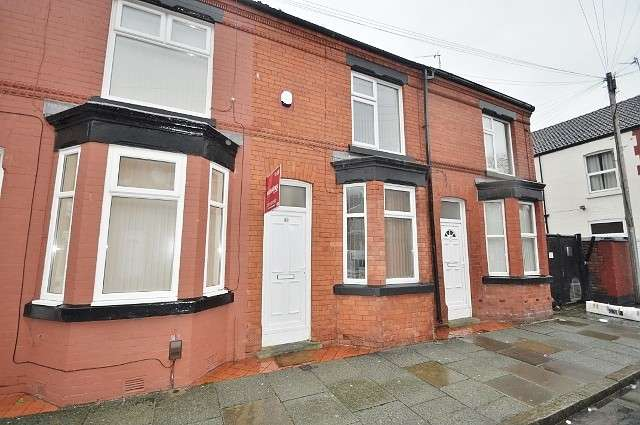 2 Bedrooms House for sale in Newling Street, Birkenhead
