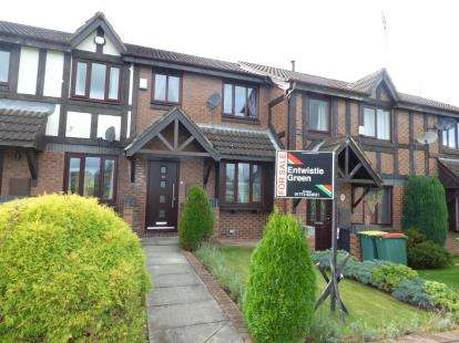 2 Bedrooms Terraced House for sale in Greendale Mews, Ashton, Preston, Lancashire, PR2