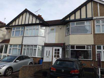2 Bedrooms Terraced House for sale in Woodford, Green, England