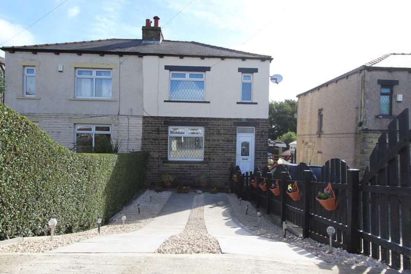 3 Bedrooms Semi Detached House for sale in Toftshaw Lane, Bradford