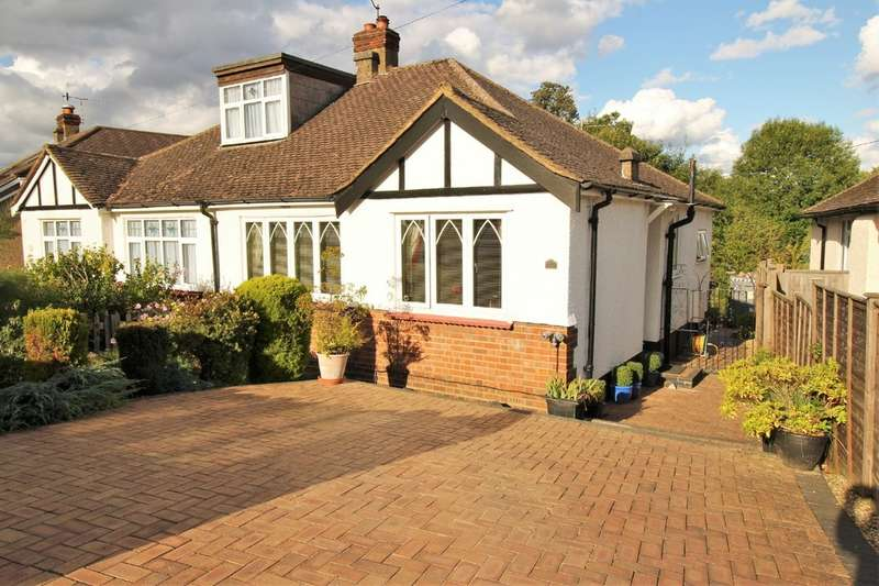 2 Bedrooms Semi Detached Bungalow for sale in Kings Langley, HERTS