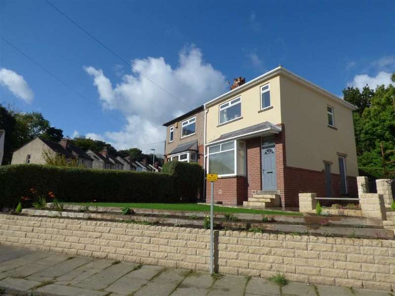 3 Bedrooms Property for sale in Gorse Road, Marsh, HUDDERSFIELD, West Yorkshire, HD3