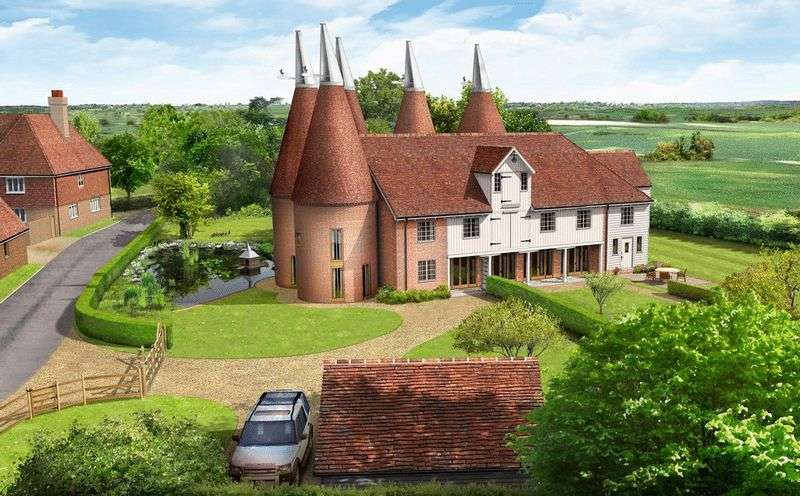 Property for sale in Goudhurst Road, Marden