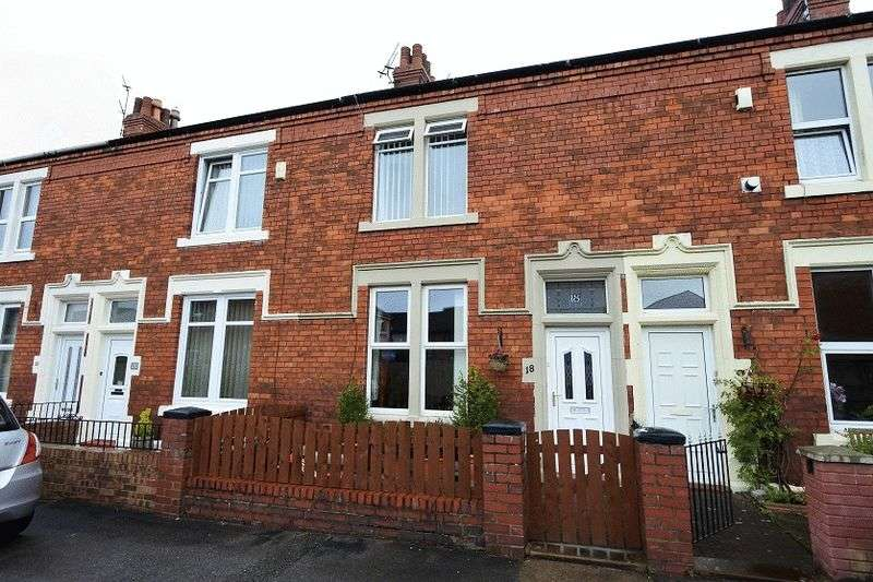 3 Bedrooms Terraced House for sale in Caldew Street, Carlisle