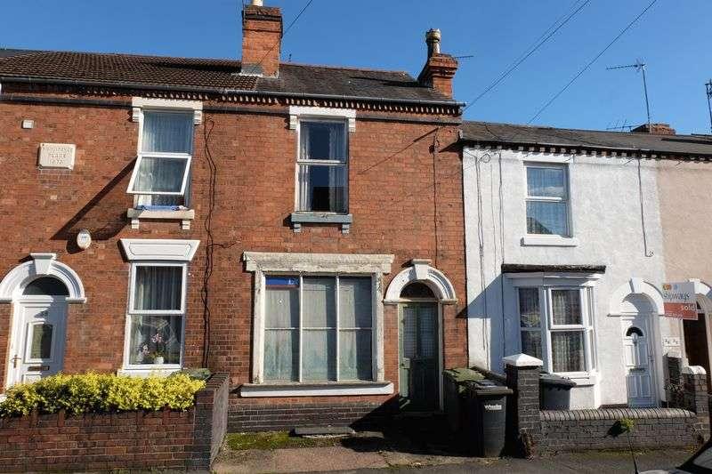 2 Bedrooms Terraced House for sale in Lea Street, Kidderminster DY10 1SW