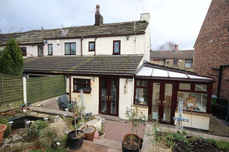 2 Bedrooms Cottage House for sale in NEWBOLD STREET, Rochdale OL16 5AH