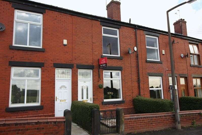 2 Bedrooms Terraced House for sale in Scobell Street, Tottington