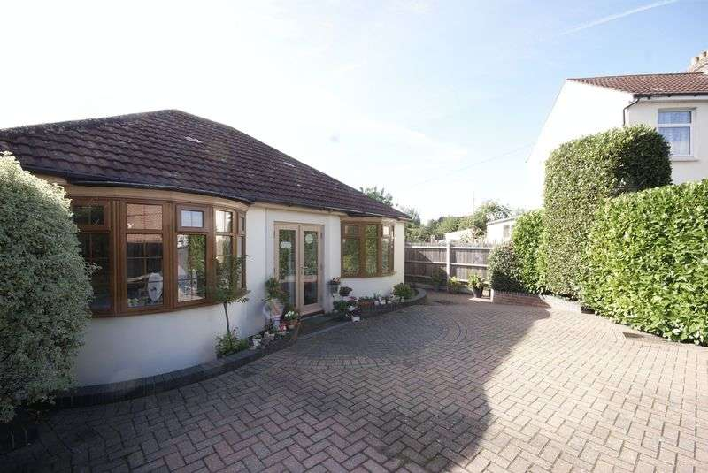 2 Bedrooms Detached Bungalow for sale in Highfield Road, Gosport, PO12