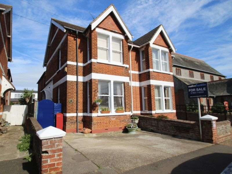 3 Bedrooms Semi Detached House for sale in East Ham Road, Littlehampton