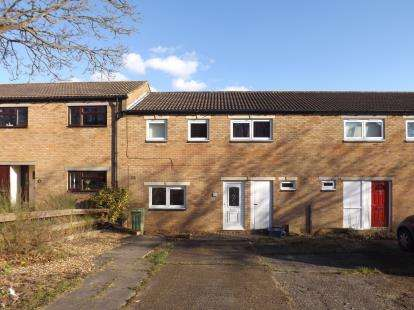 4 Bedrooms Terraced House for sale in Hodge Lea Lane, Hodge Lea, Milton Keynes, Buckinghamshire