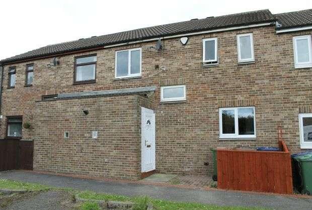 3 Bedrooms Terraced House for sale in Raithwaite Close, Guisborough