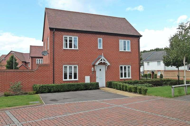 3 Bedrooms Detached House for sale in Ash Way, Whiteley