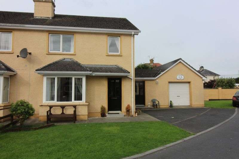 3 Bedrooms Semi Detached House for sale in 12 Brookview Mews, Newry