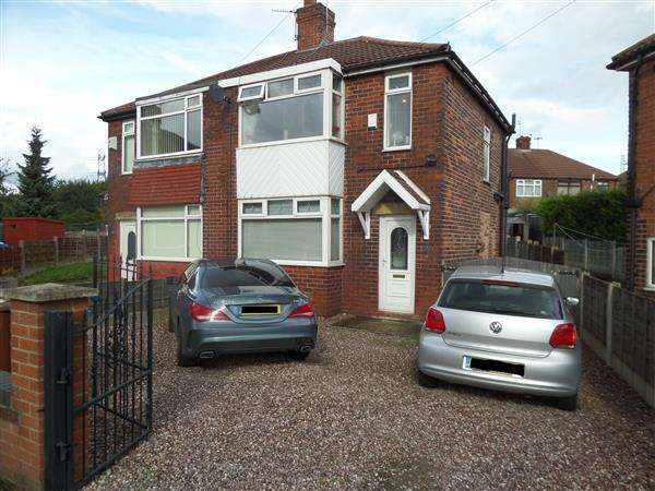 3 Bedrooms Semi Detached House for sale in Welbeck Avenue, Oldham