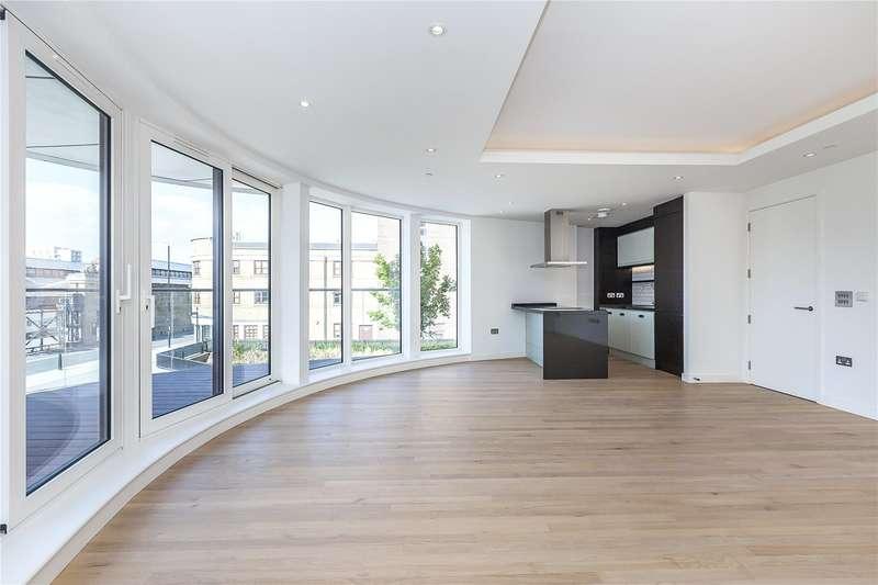 2 Bedrooms Flat for sale in Park Vista Tower, 5 Cobblestone Square, London, E1W
