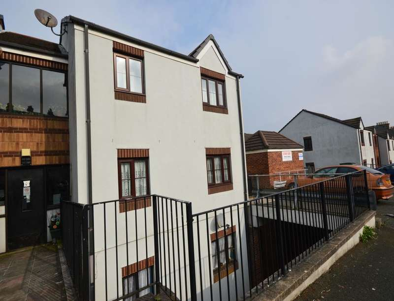 2 Bedrooms Flat for sale in Northesk Street, Plymouth, PL2