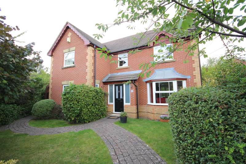 4 Bedrooms Detached House for sale in Thomas Drive, Warfield