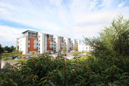2 Bedrooms Flat for sale in Jackson Place, Bearsden