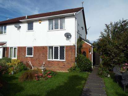 1 Bedroom Semi Detached House for sale in Longbrook Avenue, Bamber Bridge, Preston