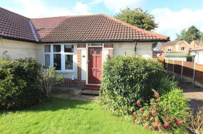 2 Bedrooms Bungalow for sale in Tennyson Road, Cheadle, Cheshire