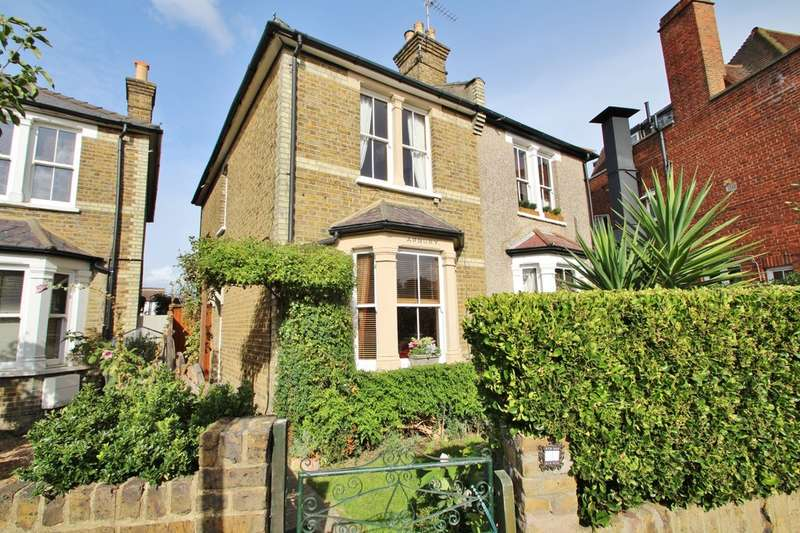 2 Bedrooms Semi Detached House for sale in Grove Lane, Kingston Upon Thames