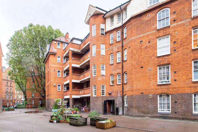 2 Bedrooms Flat for sale in Laleham House, Camlet Street, Shoreditch, E2