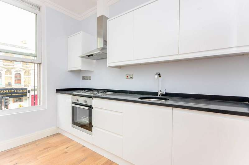 1 Bedroom Flat for sale in Acre Lane, Brixton, SW2