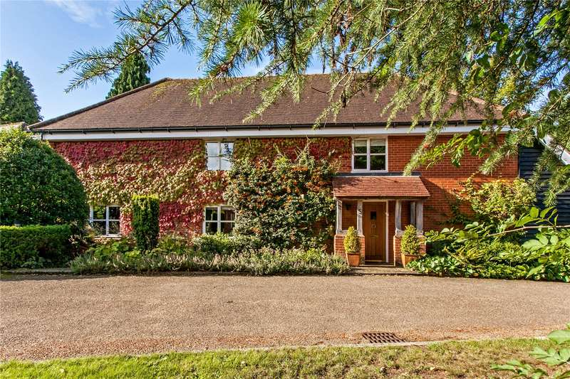 4 Bedrooms Detached House for sale in Kings Acre, Kings Somborne, Stockbridge, Hampshire, SO20