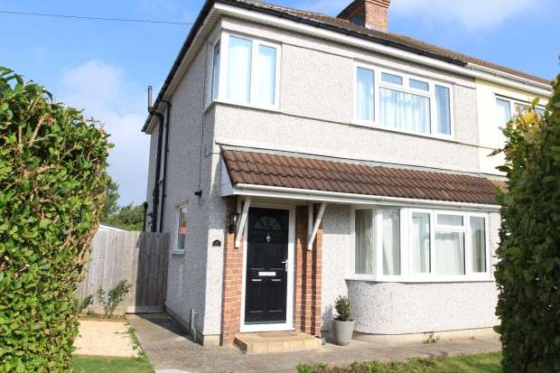 3 Bedrooms Semi Detached House for sale in Whitecross Avenue, Whitchurch, BS14