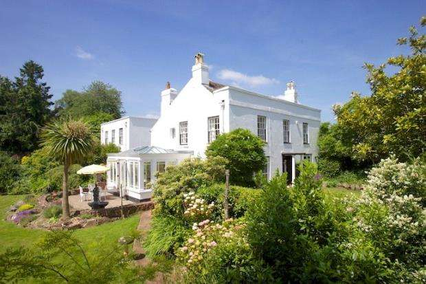 6 Bedrooms Detached House for sale in Ringmore Road, Shaldon, Devon