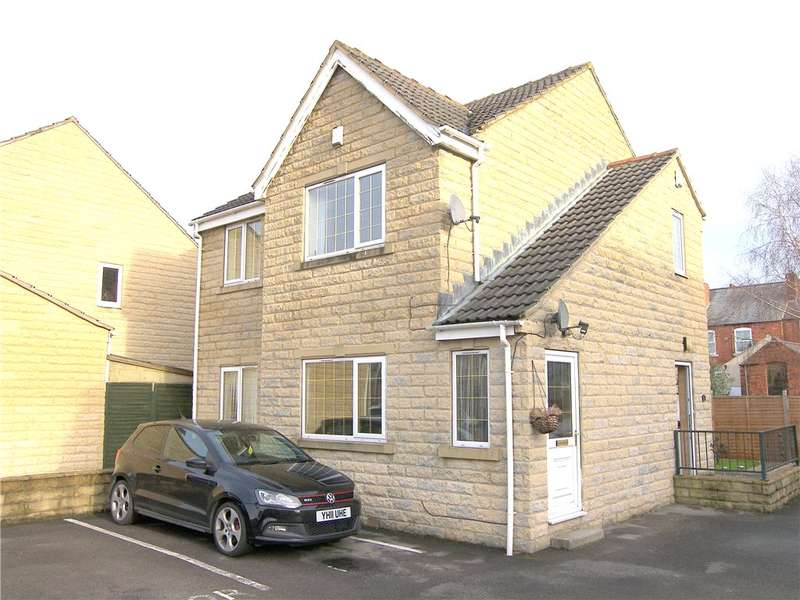 2 Bedrooms Flat for sale in Reeves Avenue, Pilsley, Chesterfield, Derbyshire, S45