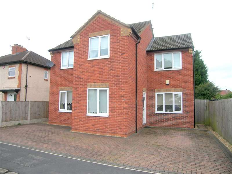 3 Bedrooms Detached House for sale in Garden Crescent, South Normanton, Alfreton, Derbyshire, DE55