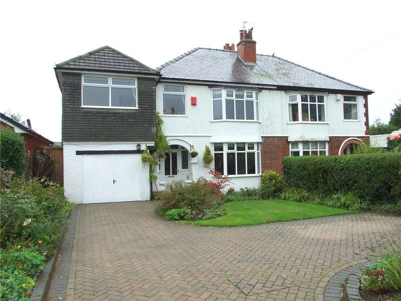 5 Bedrooms Semi Detached House for sale in West Road, Spondon, Derby, Derbyshire, DE21